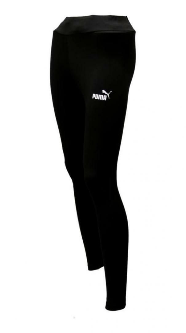 puma puma leggings donna 851813 001 nero