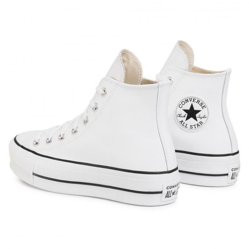 converse converse sneakers alta platform 561676c donna