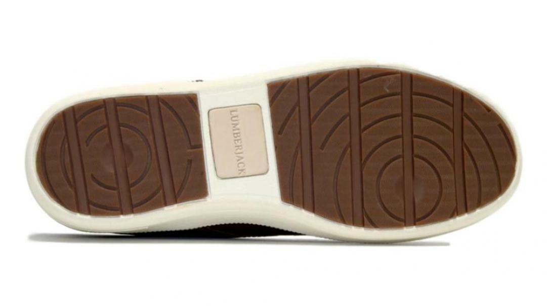 lumberjack lumberjack sneakers uomo sm66001-001 x19 marrone