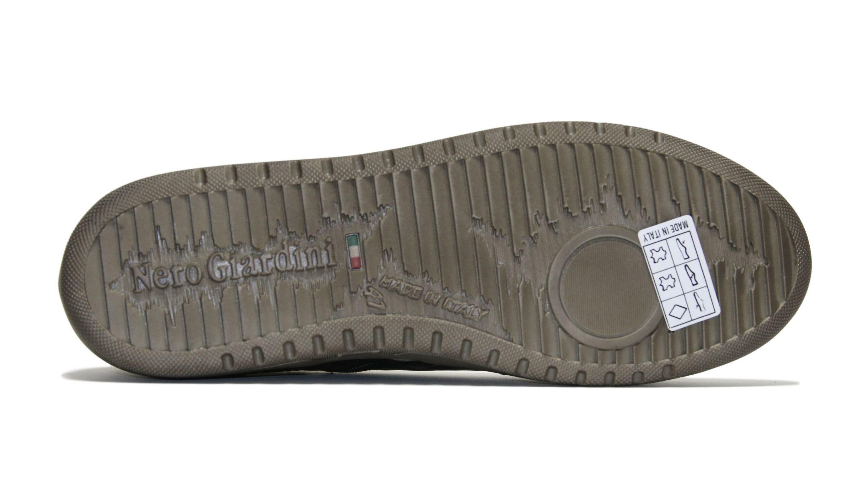 nero giardini sneakers uomo a901230u 300 marrone