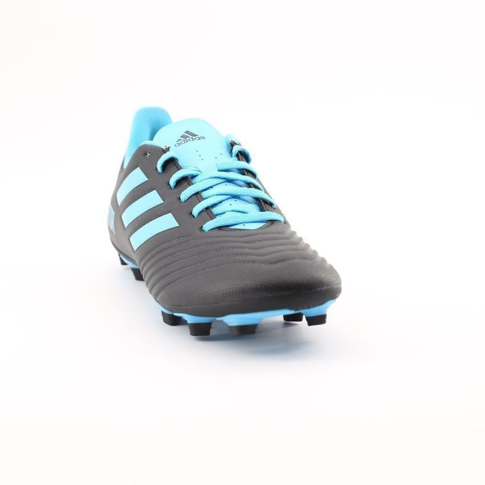 adidas adidas predator 19.4 fxg uomo f35598 nero