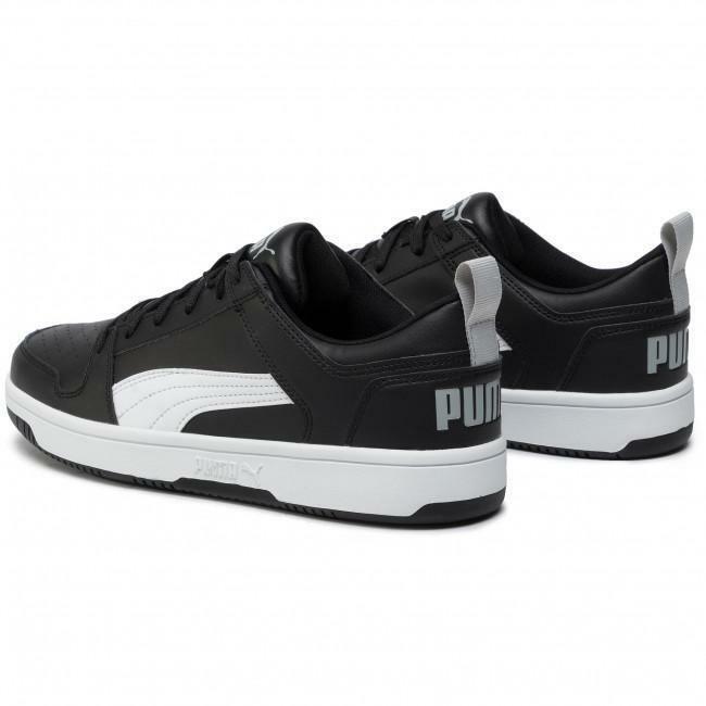 puma puma rebound layup lo sd uomo sneaker bassa 369866 002 002 nero