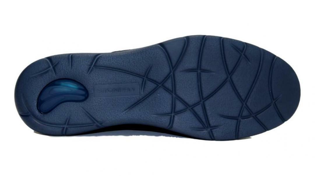 stonefly stonefly allacciato sportivo uomo  210111 blu scuro