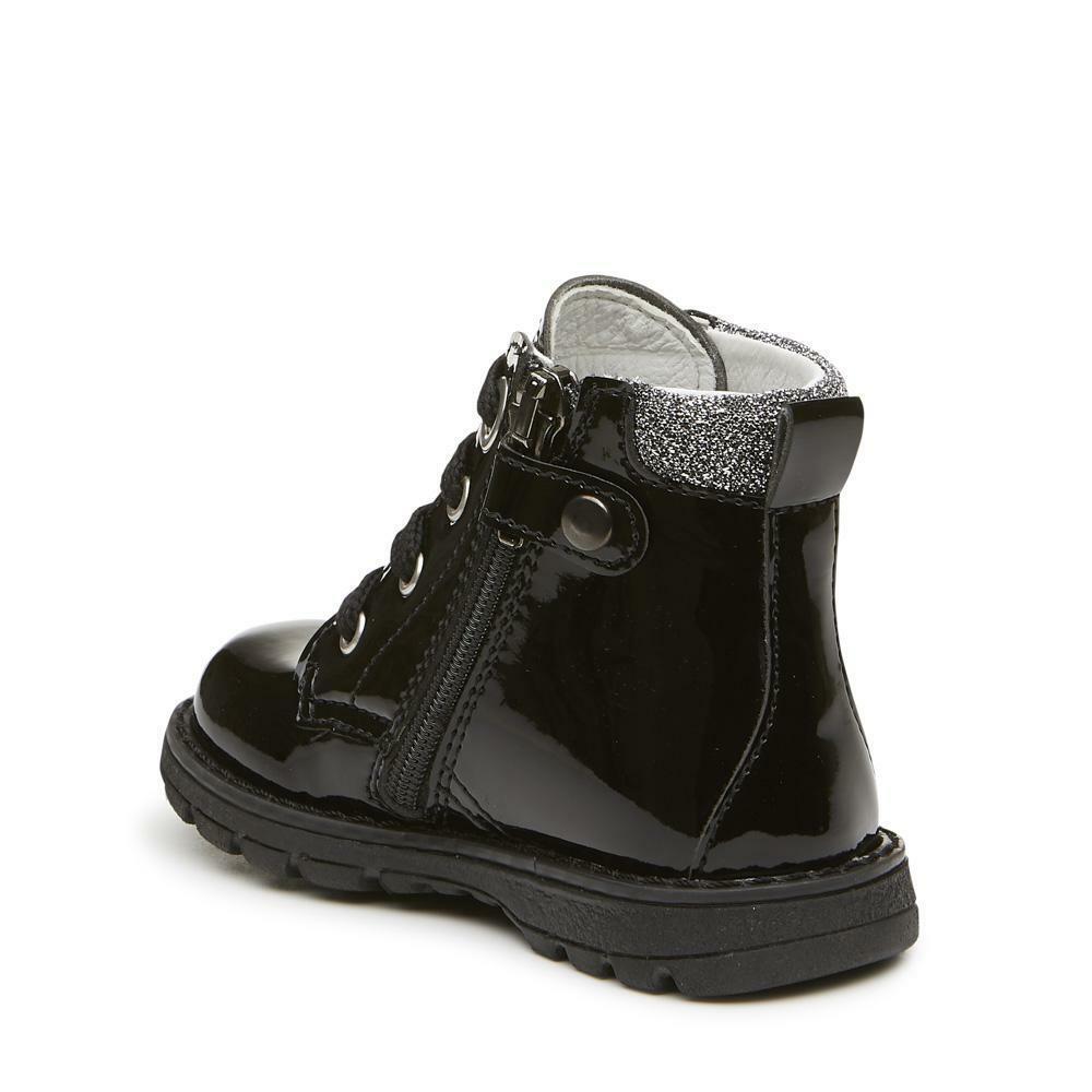 primigi primigi scarponcino bambina  4410400 nero