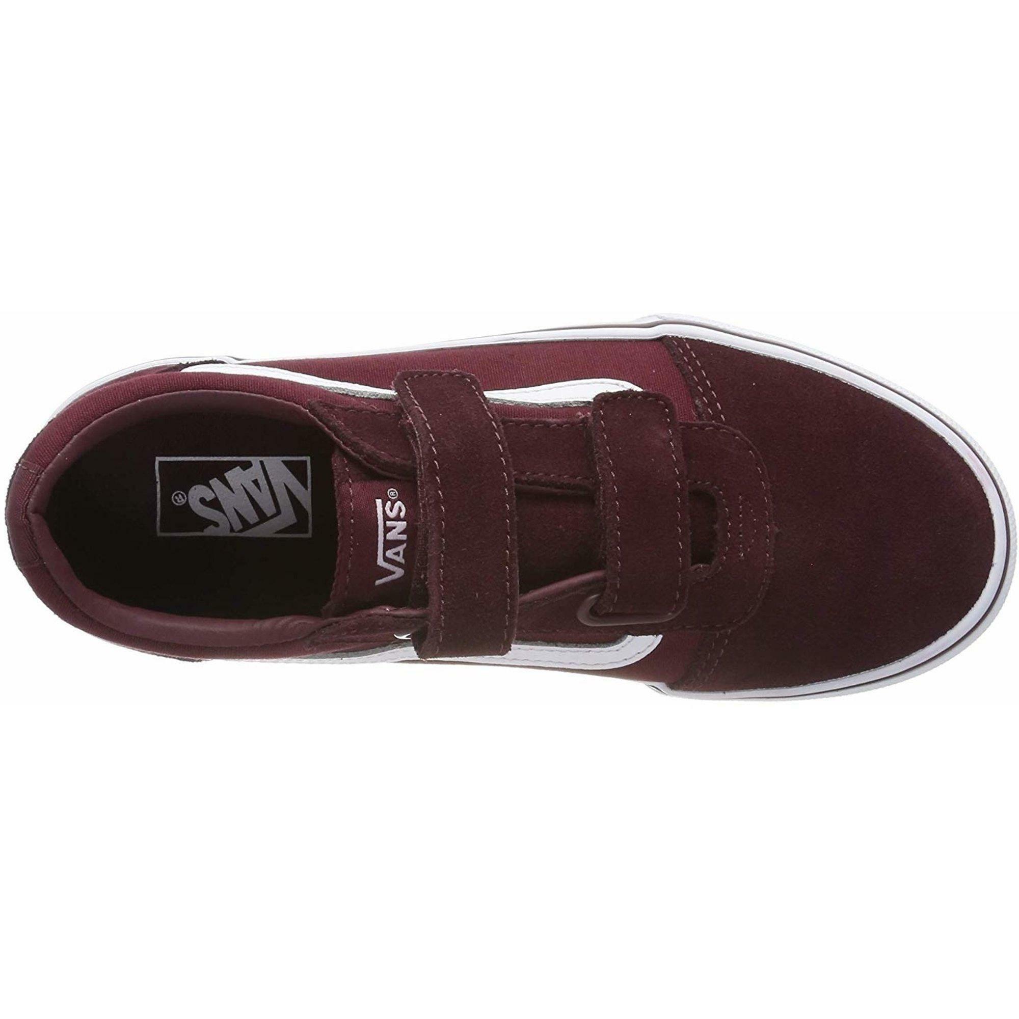 vans vans vn0a4budu1a1 ward v sneakers bimbo/bimba port royal