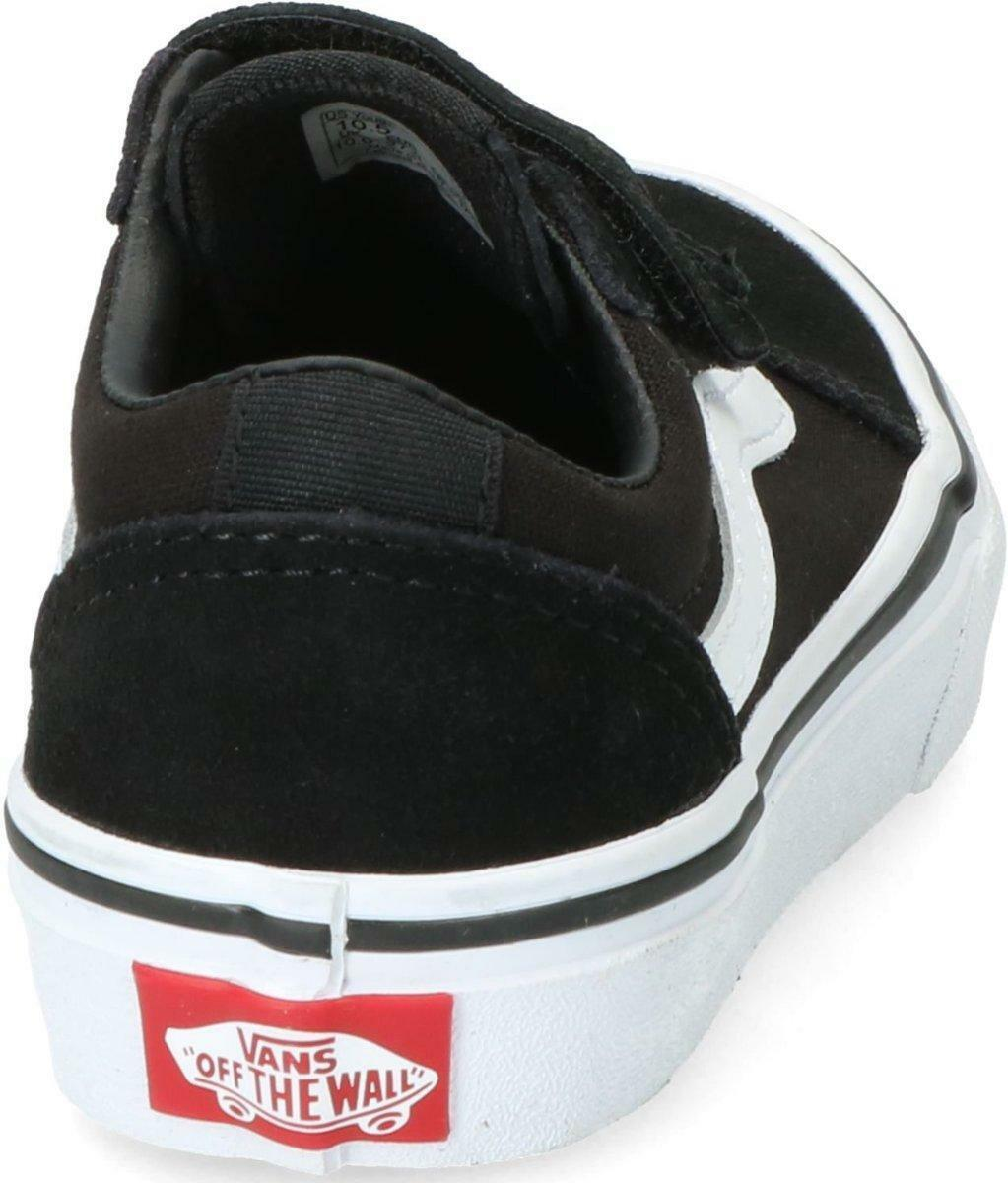 vans vans sneakers bambino vn0a4budiju1 nero