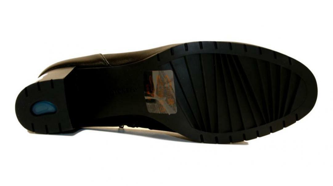 stonefly stonefly tronchetto tacco donna 210081 nero