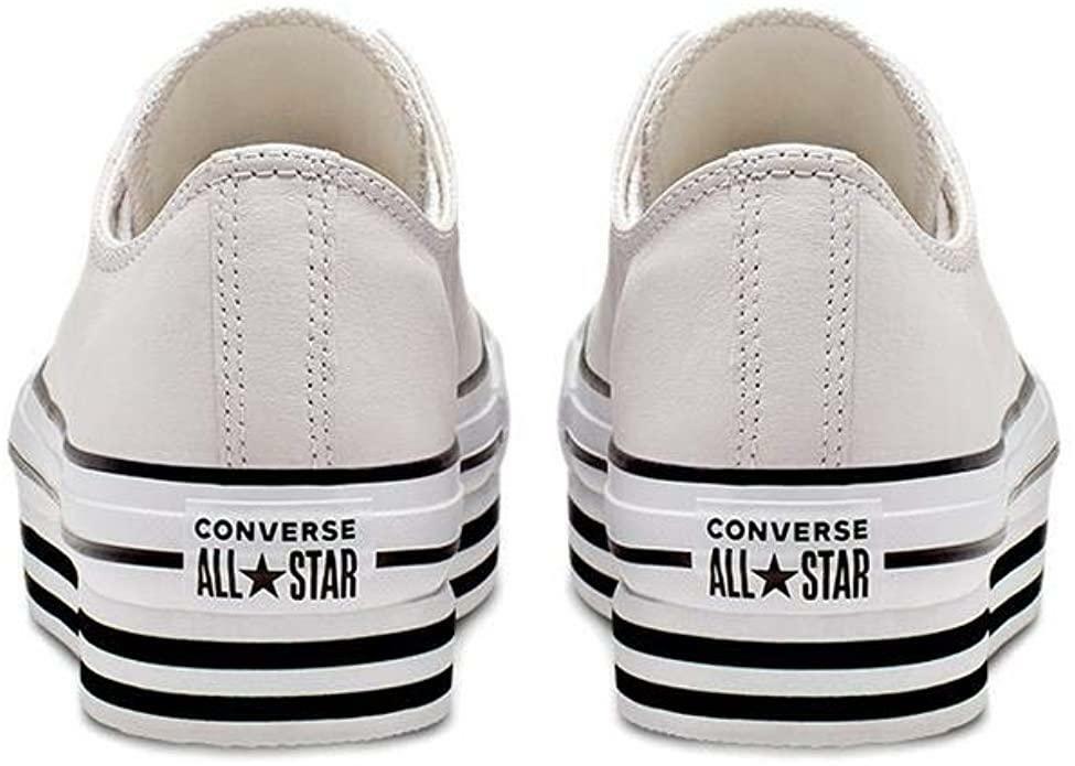 converse converse ctas p.layer ox donna i-ctas p.layer ox 565829c  grigio