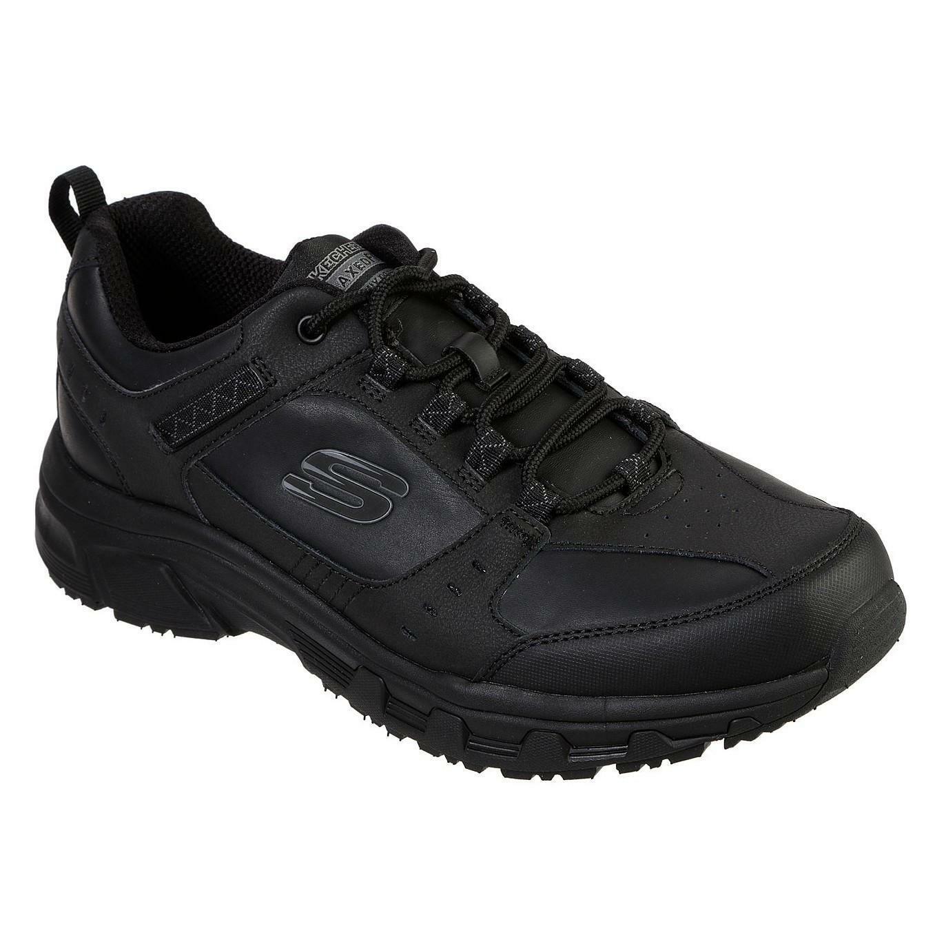 skechers skechers oak canyon-redwick, scarpe da ginnastica uomo 51896/bbk