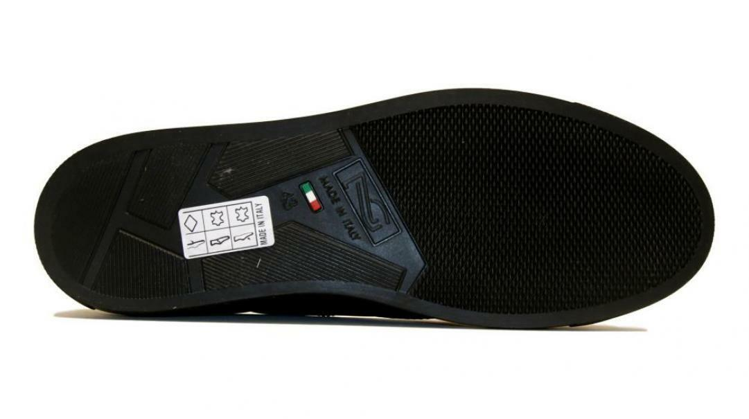 nero giardini nero giardini sneakers uomo a901301u 100 nero