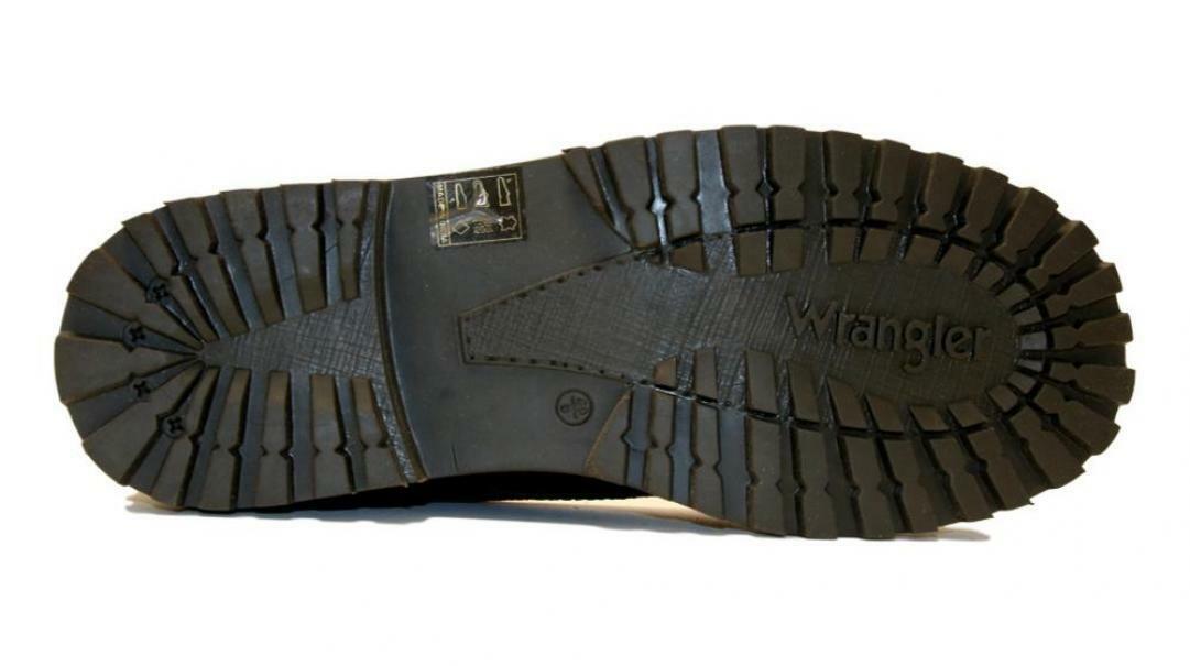 wrangler wrangler scarponcino uomo wm90211a marrone