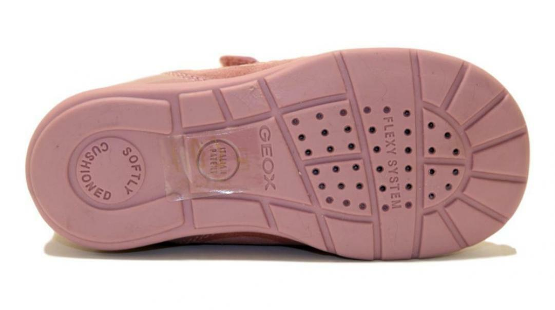 geox geox strappo sportivo b9451a 022hi c8006 rosa