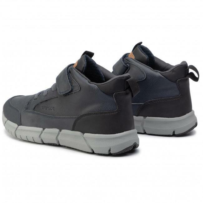 geox geox sneakers bambino j949bc 0mecl c0045 blu