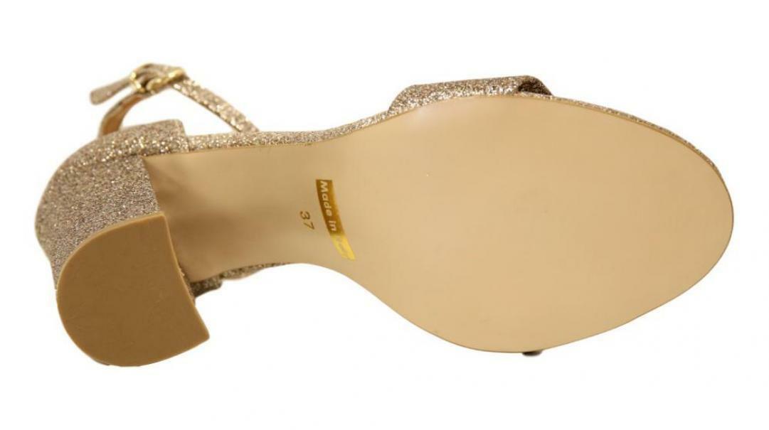 margot loi margot loi sandalo donna 018n001 glitter beige