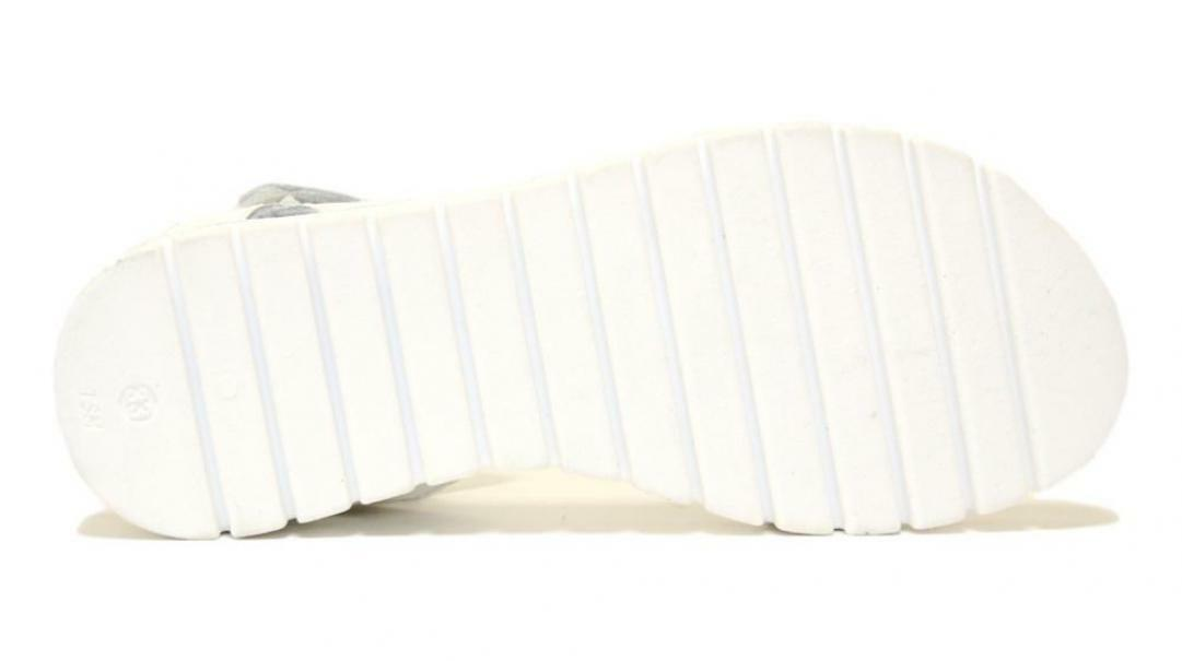 melania melania sandalo bambian me6126f0s.a bianco