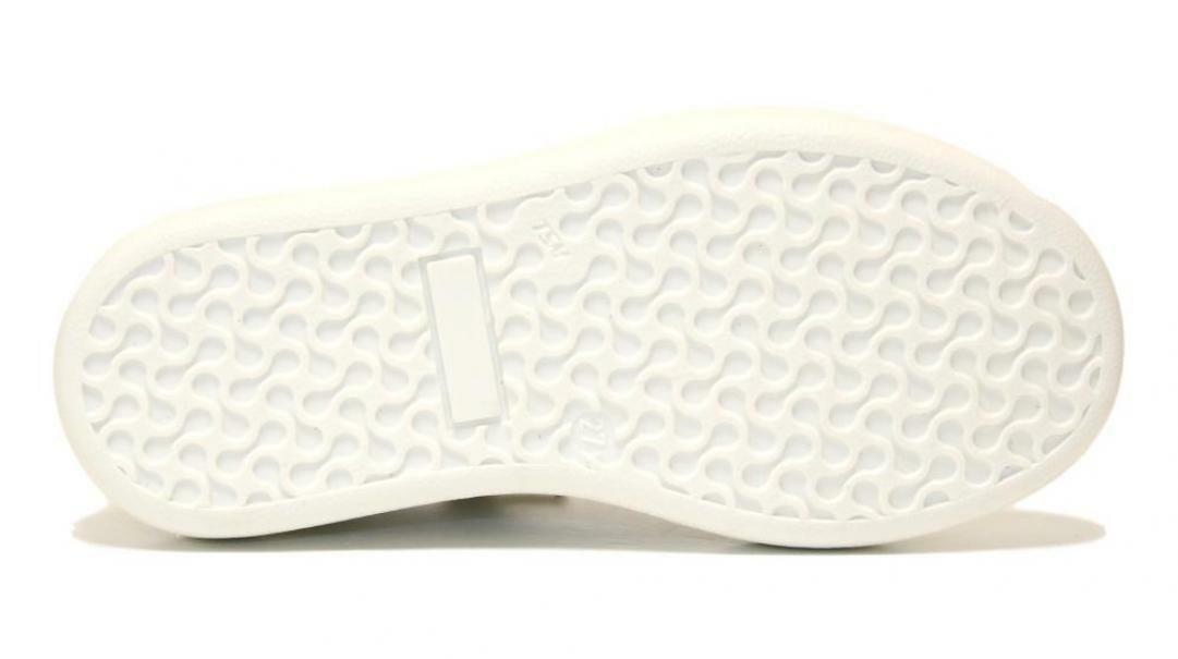 melania melania sneakers bambina me2280d0s.a bianco