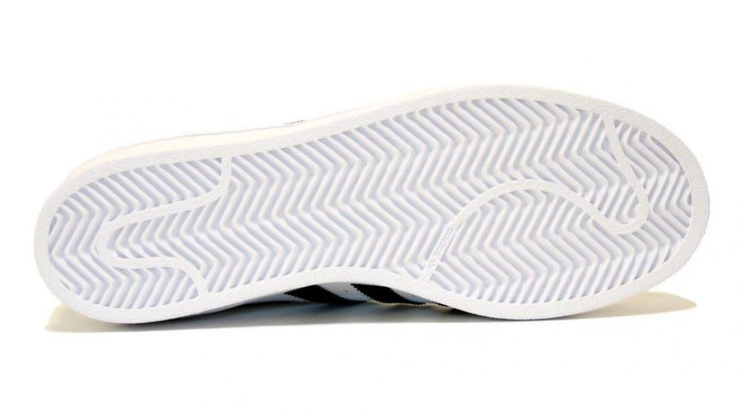 adidas adidas superstar unisex c77124 bianco/ nero