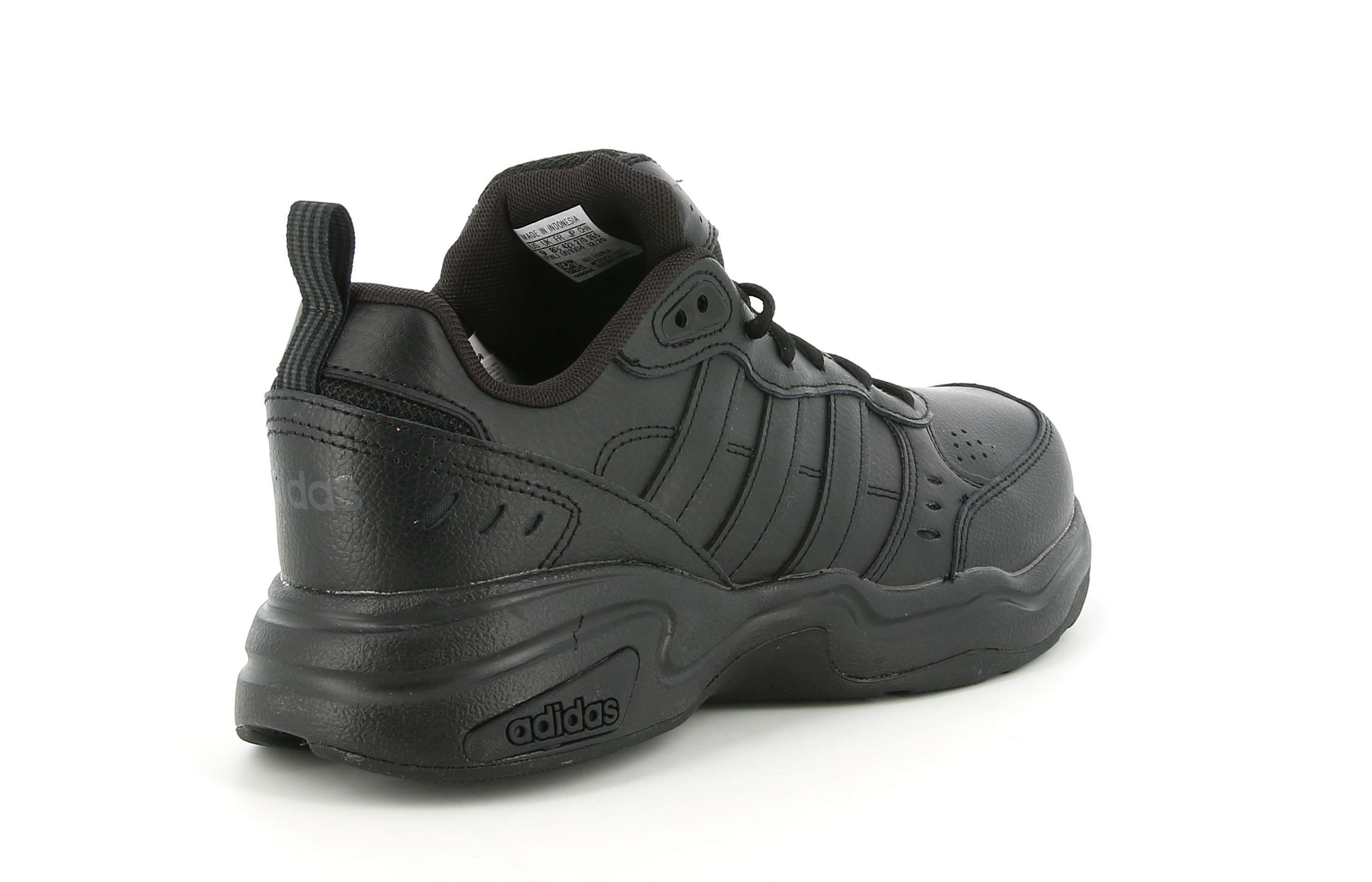 adidas adidas eg2656 strutter cblack/gresix scarpa sportiva da uomo nero