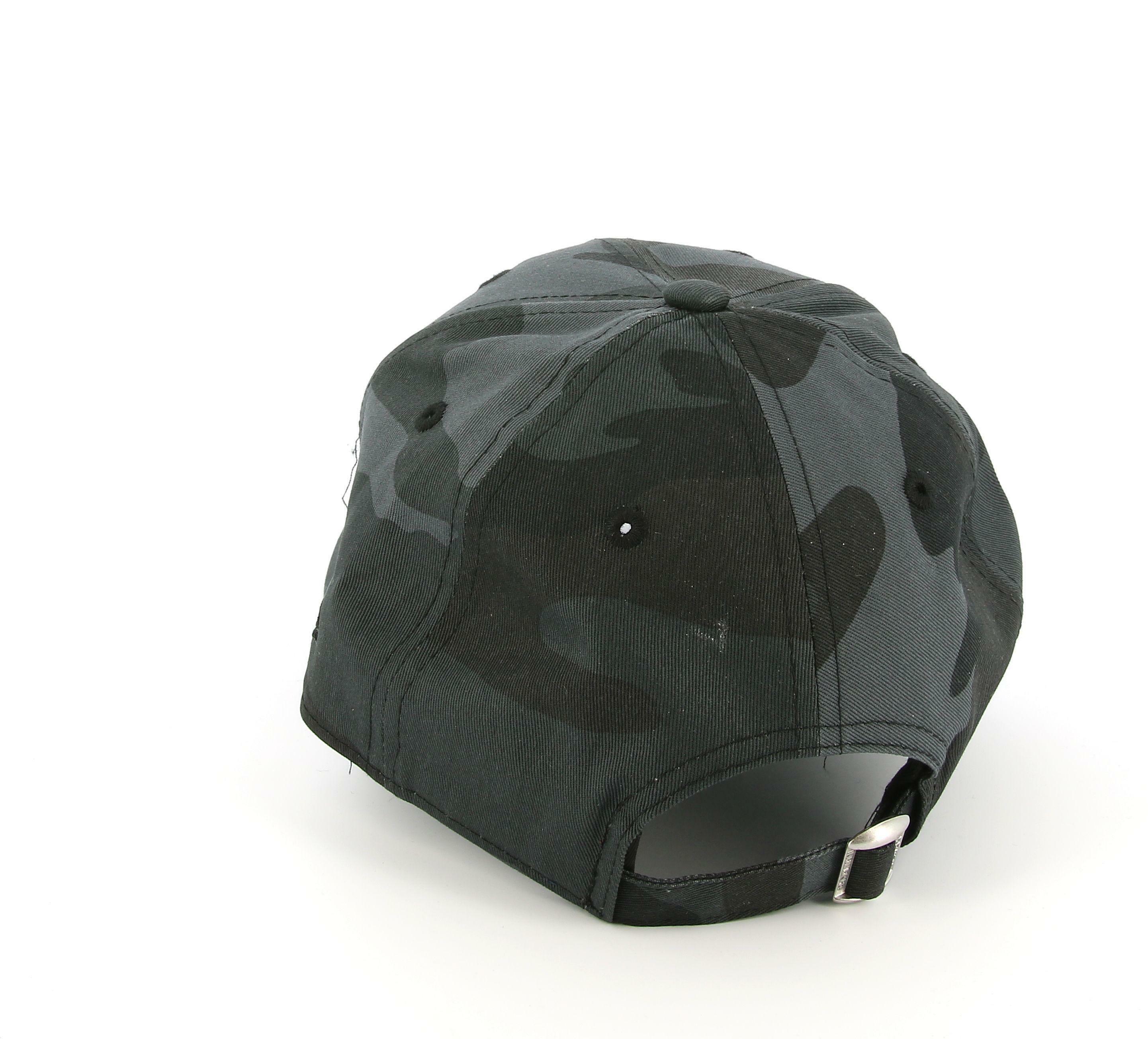 new era new era 12051998 cappello unisex mimetico grigio