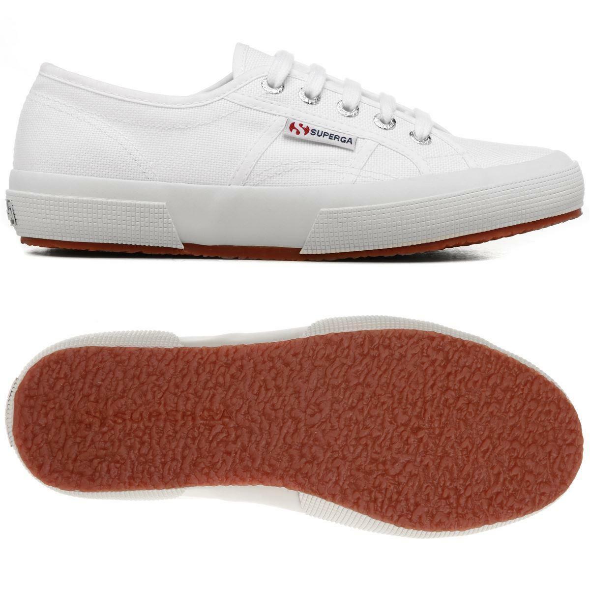 superga superga 2750 cotu classic sneakers unisex white