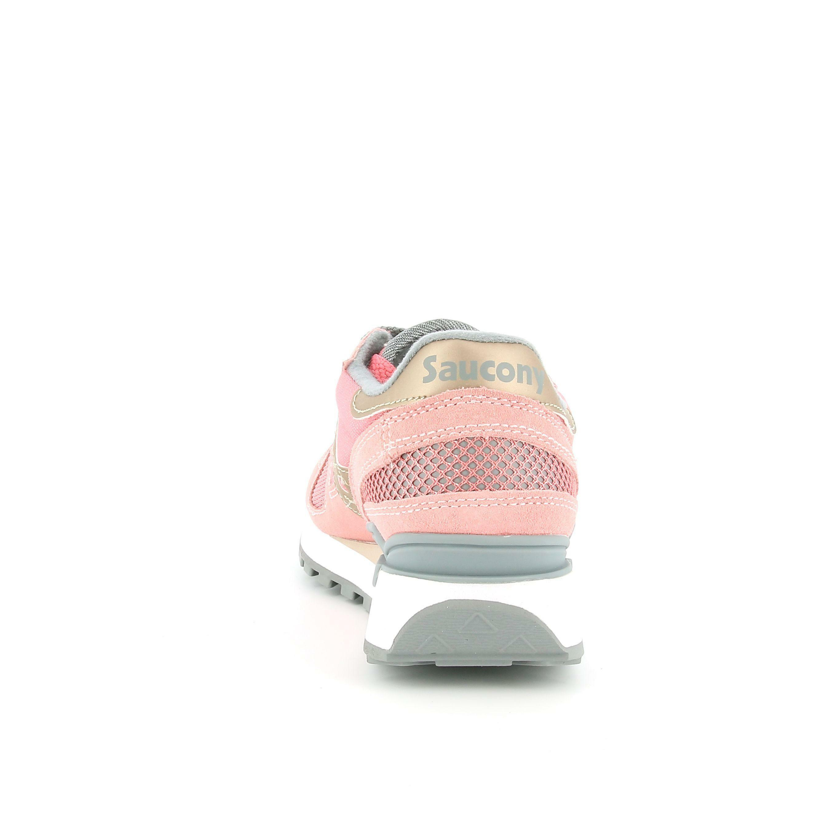 saucony saucony sneakers s1108-722 rosa sneakers donna