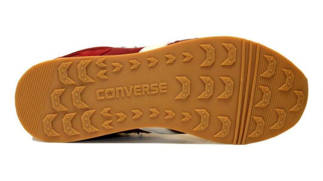 converse converse thunderbolt ox 167985c rosso