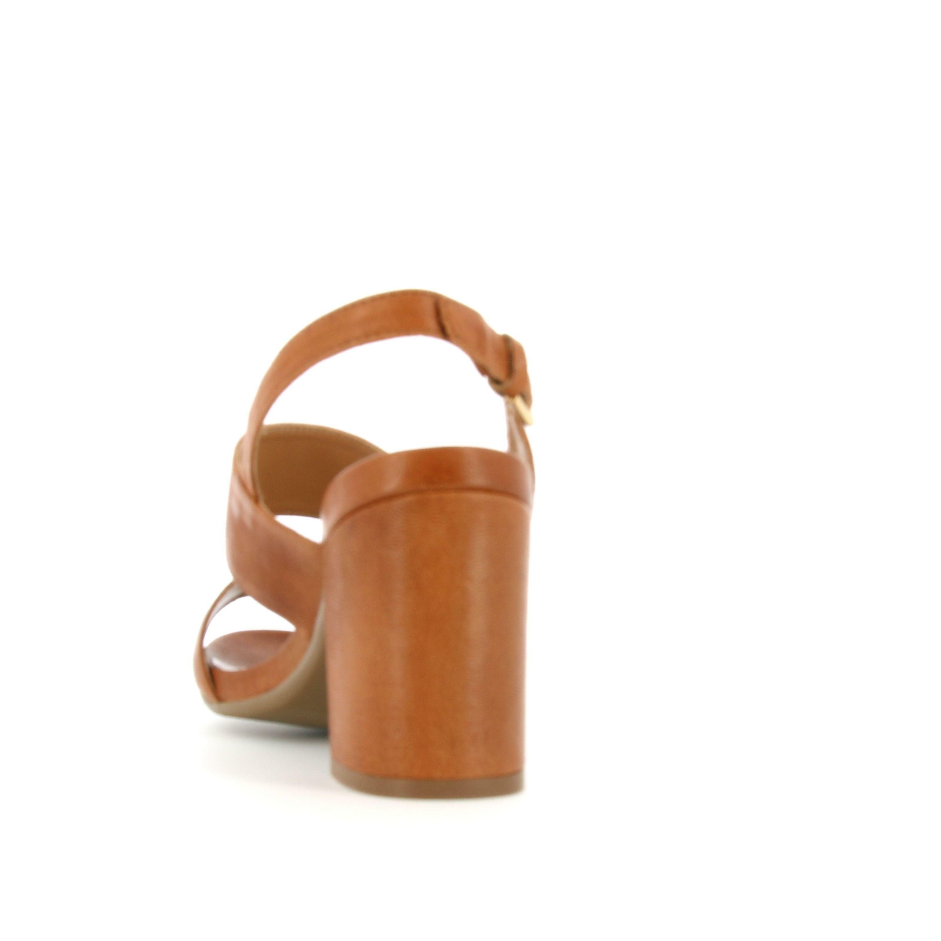 the flexx the flexx sandalo donna f7503 05 marrone sandalo tacco
