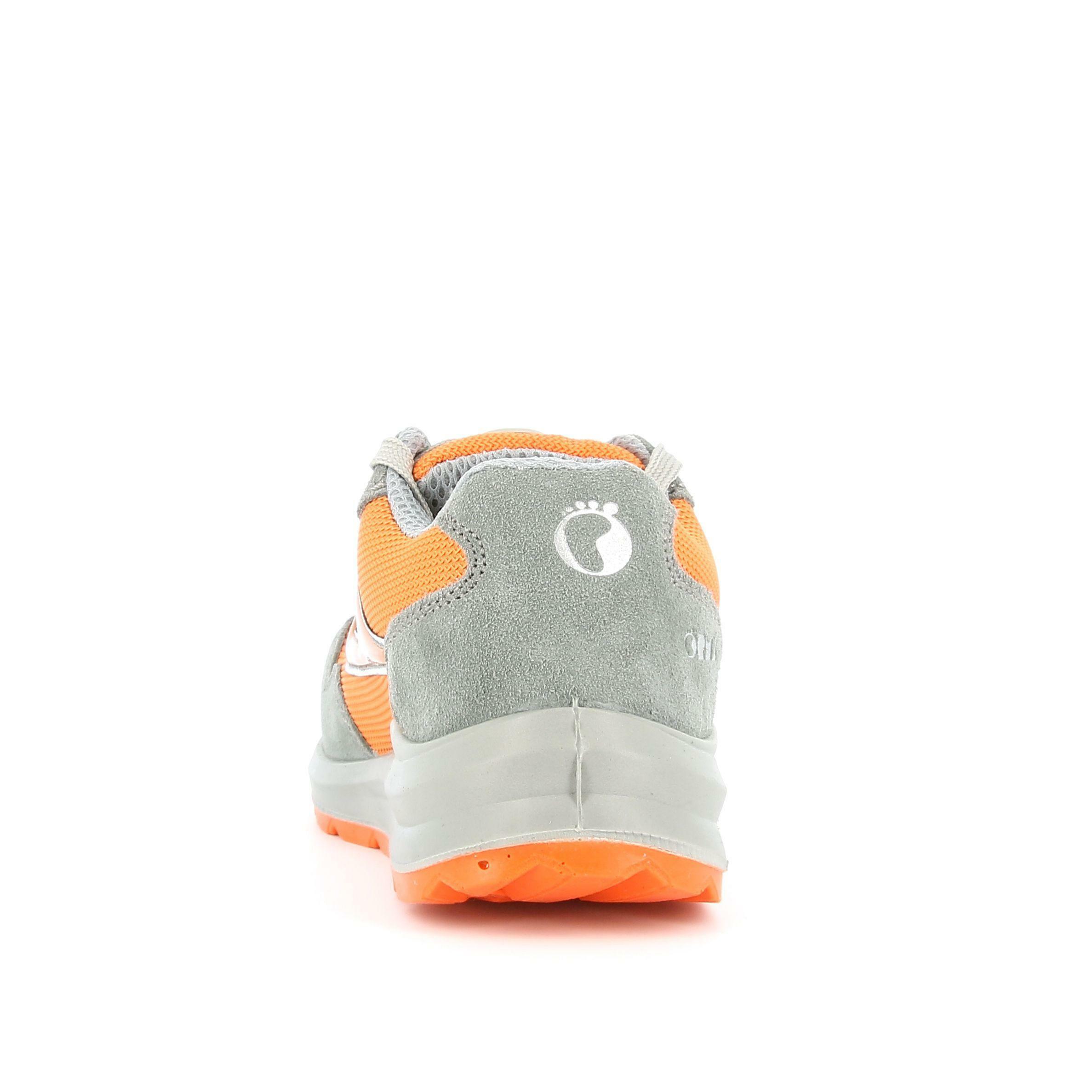orma orma antinfortunio calz. bassa unisex 32205 s1p arancio