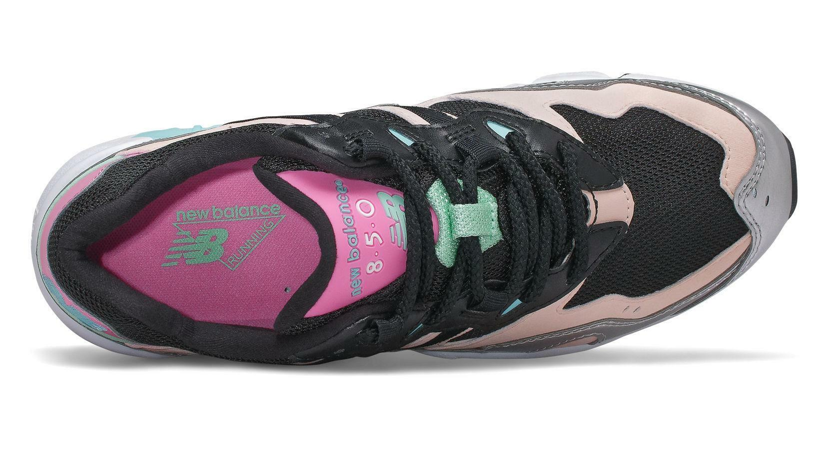 new balance new balance sportivo donna wl850lbe nero sneaker