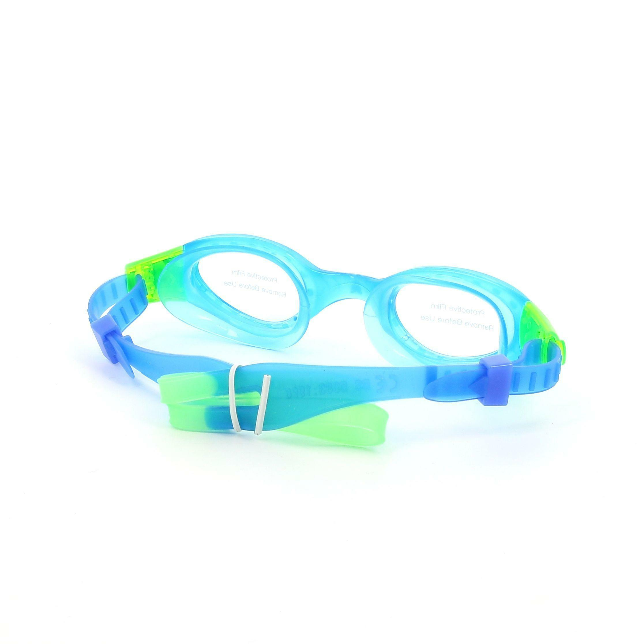 aquarapid aquarapid occhialino swapy jr bambino unisex blu