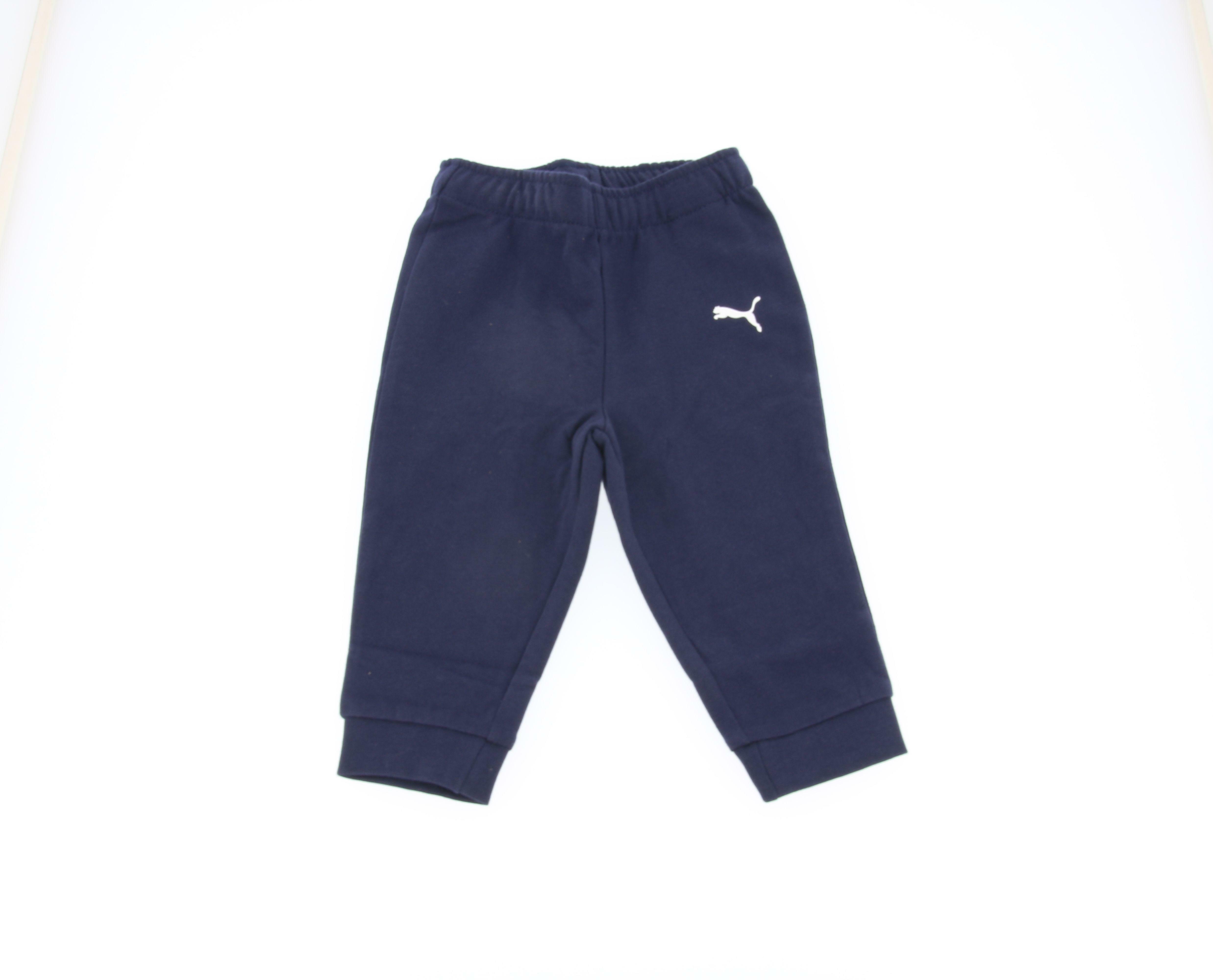 puma puma tuta minucats rebel jogger 583357 048 da neonato blu