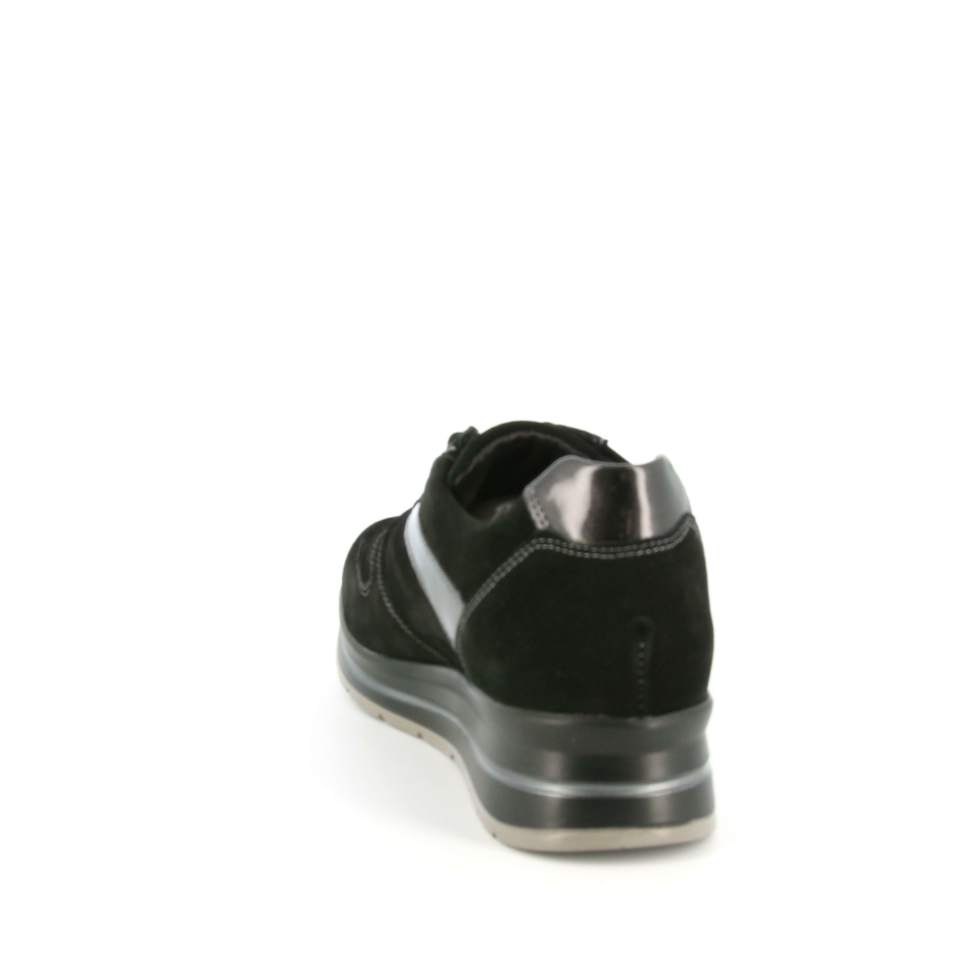 grunland grunland allacciato sportivo donna sc4978 78cedo nero
