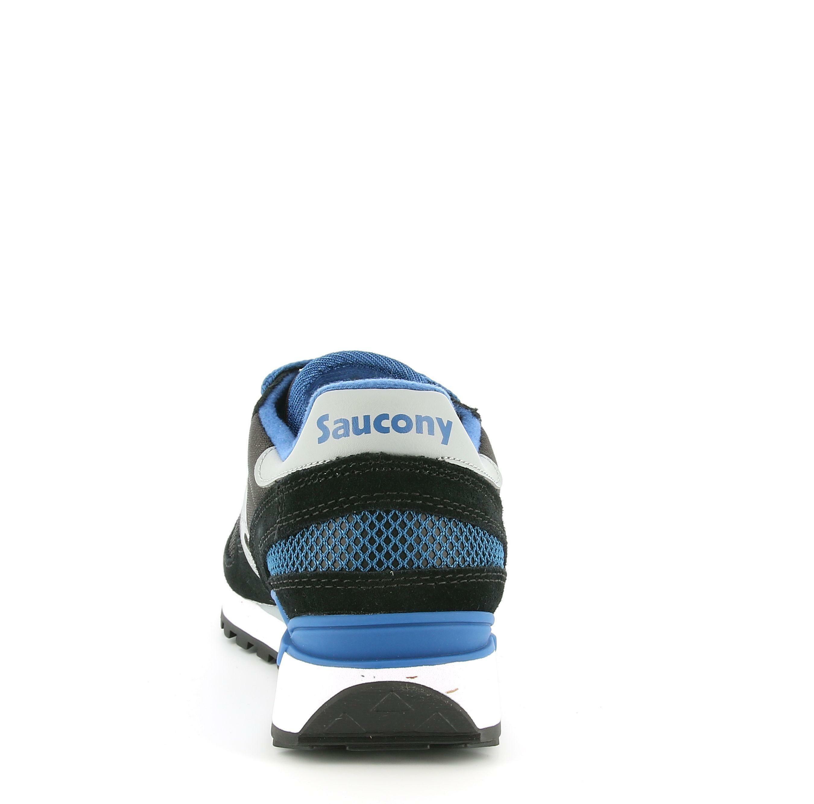 saucony saucony shadow original sneaker uomo s2108-756 black federal blue