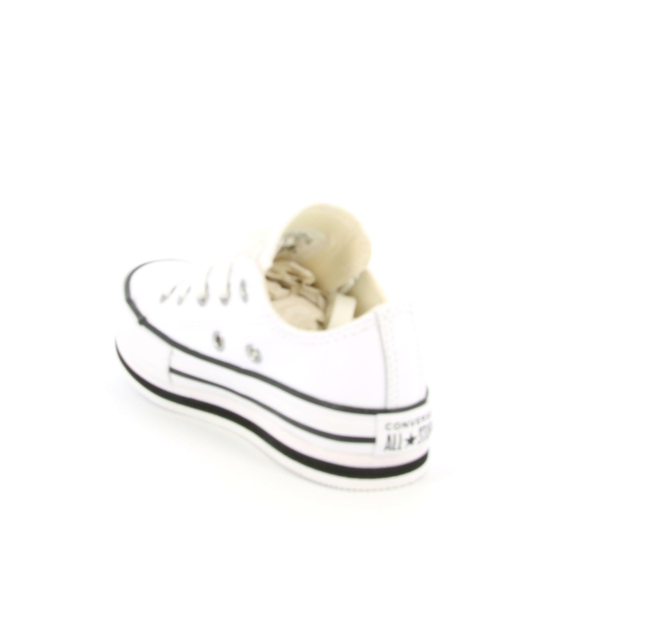 converse converse ctas eva lift ox 669709c sneakers bambina bianca