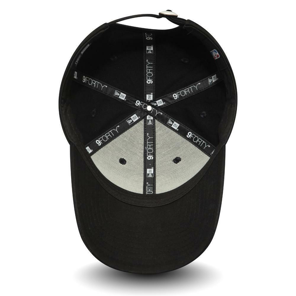 new era new era 12292584 nba essential outline loslak cappello  unisex black