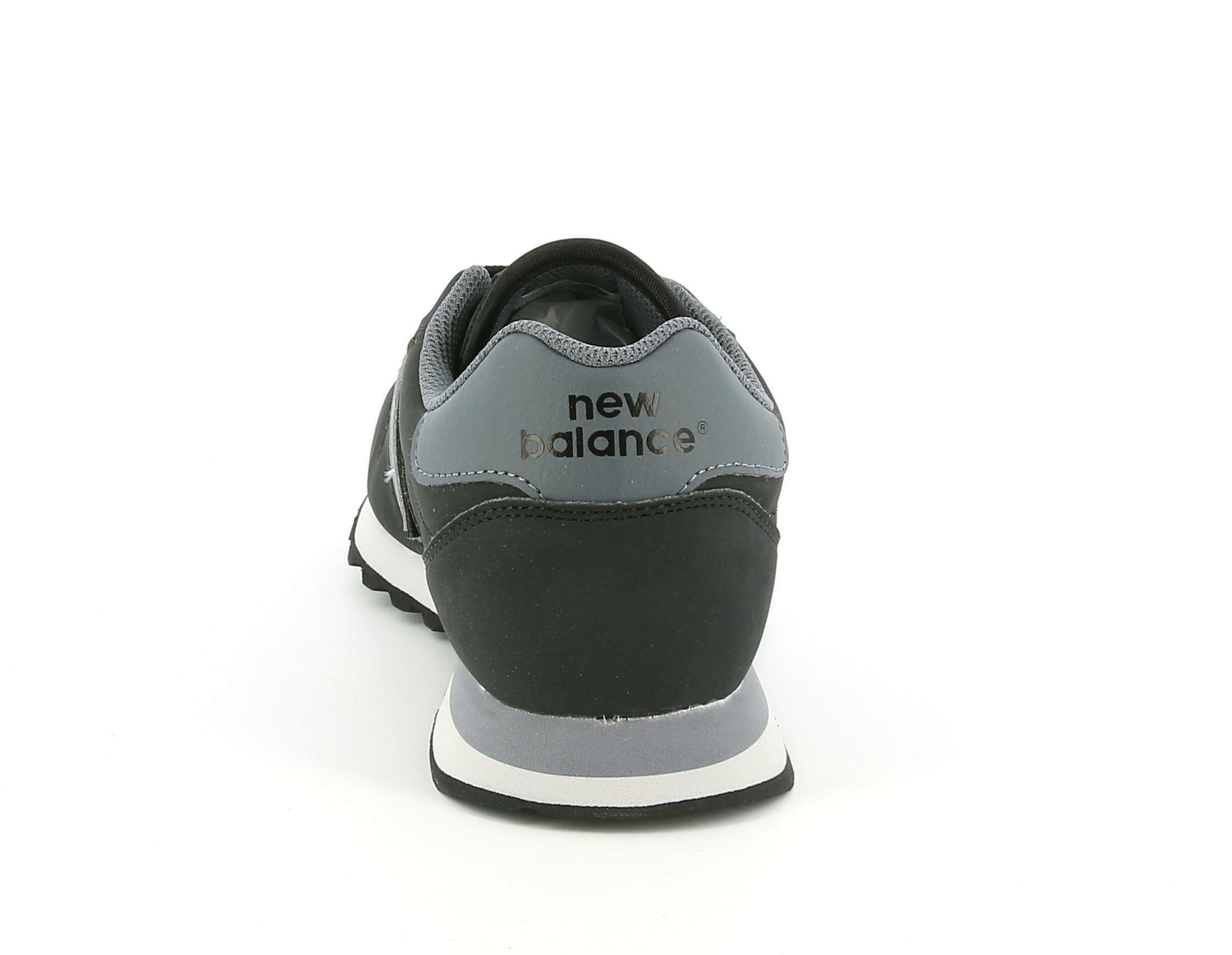 new balance new balance sportivo gm500la1 nero scarpe sportive uomo