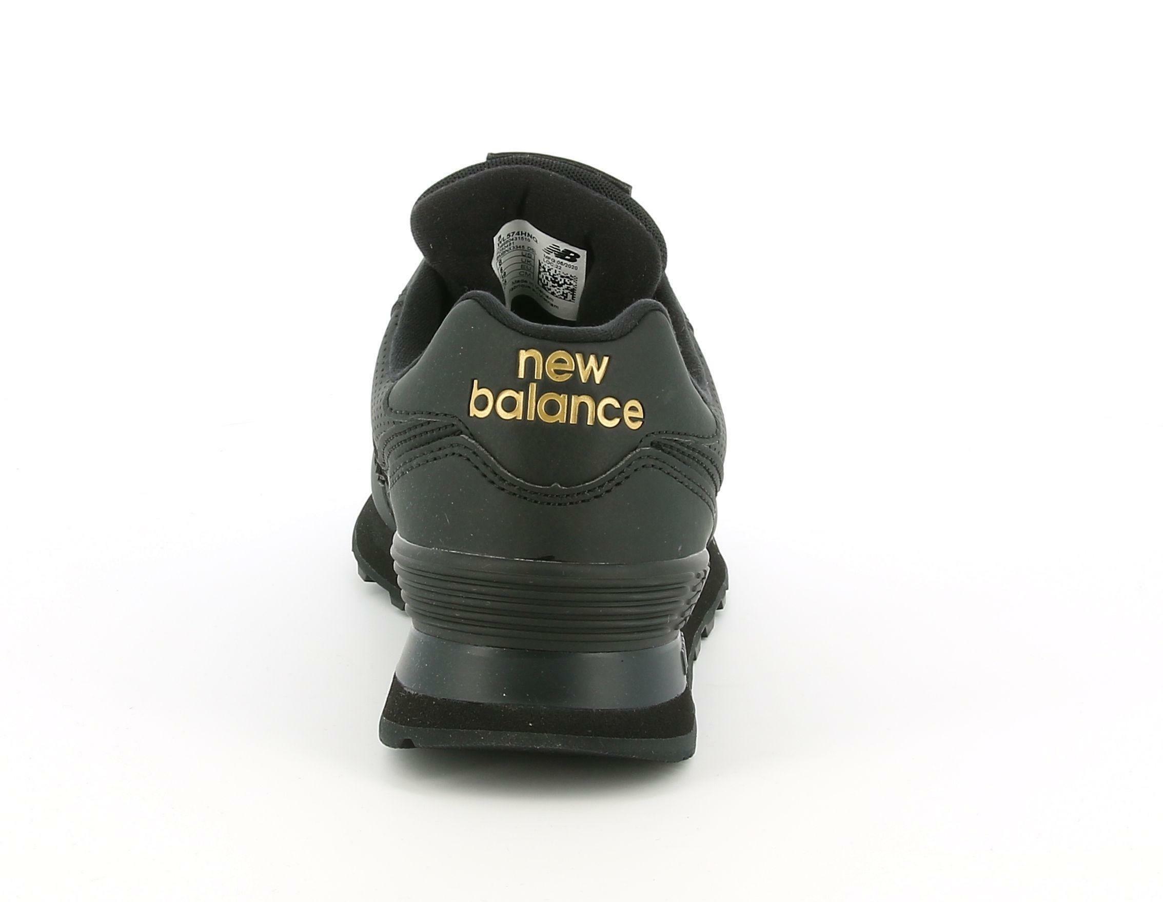 new balance new balance sportivo wl574hnq nero scarpe sportive donna