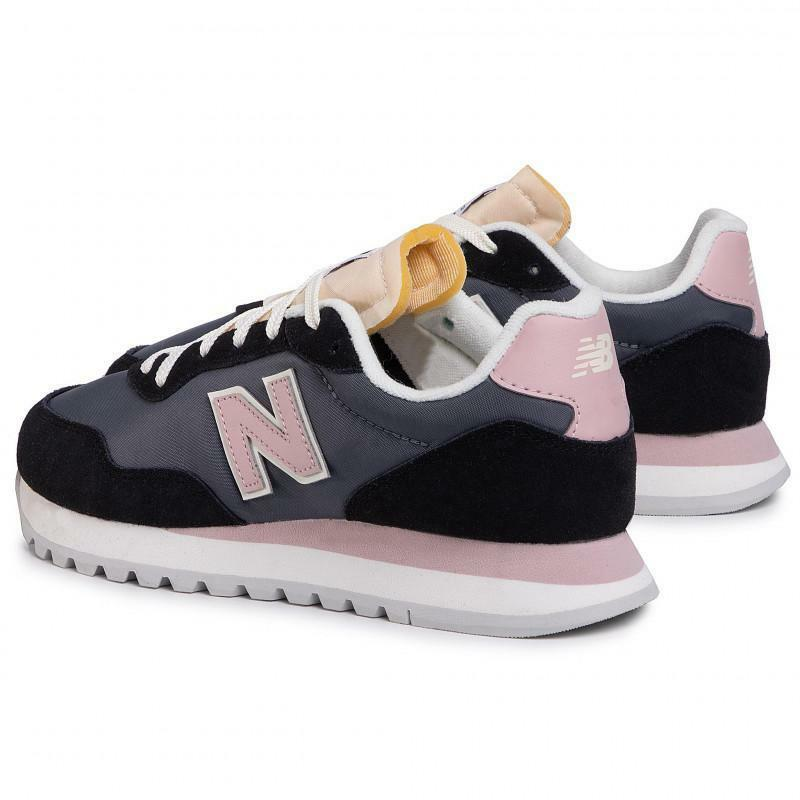 new balance new balance sportivo wl527la nero scarpe sportive donna