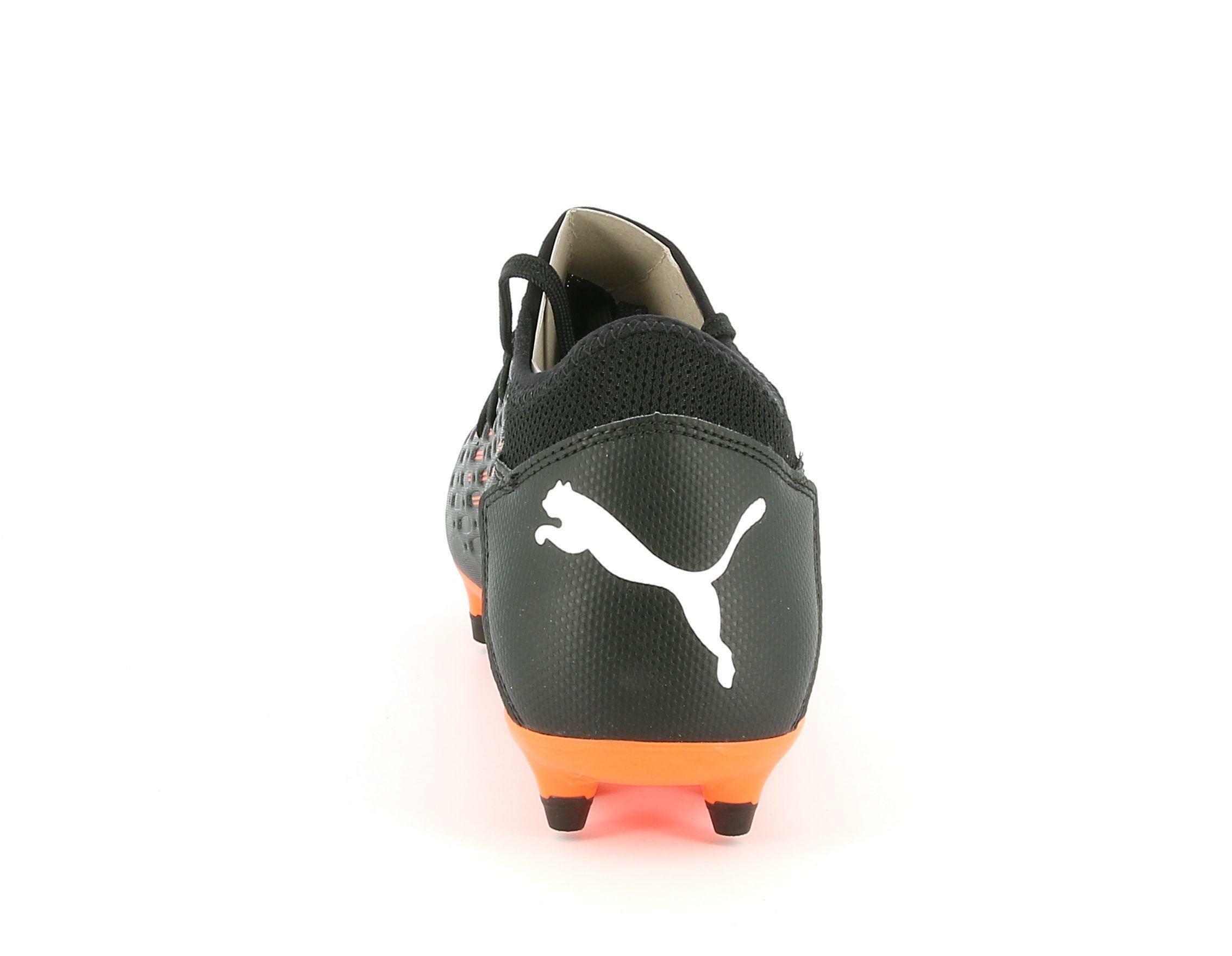 puma puma future 6.4 fg/ag 106195 001 nero scarpe da calcio uomo