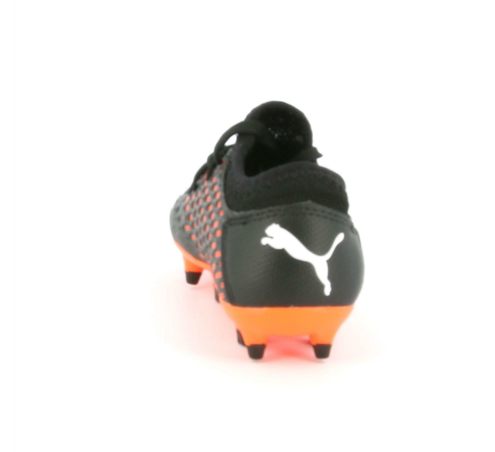 puma puma future 6.4 fg/ag jr 106206 001 nero scarpe da calcio bambino