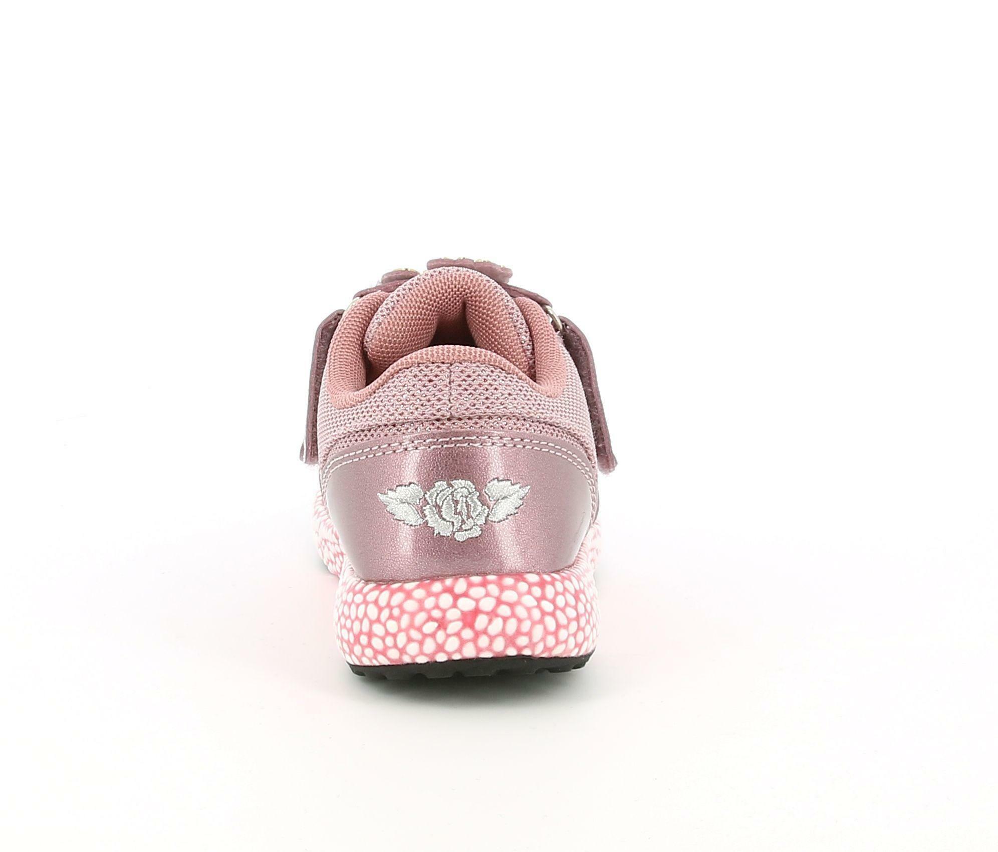 lelli kelly lelli kelly strappo sportivo pop corn lk5900 da bambina cipria rosa