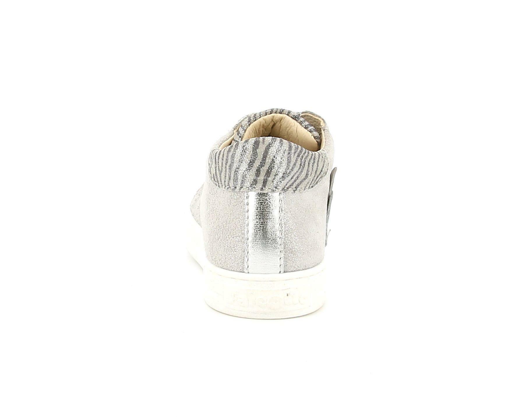 falcotto falcotto sneakers 2015340 02 0q04 argento bambina