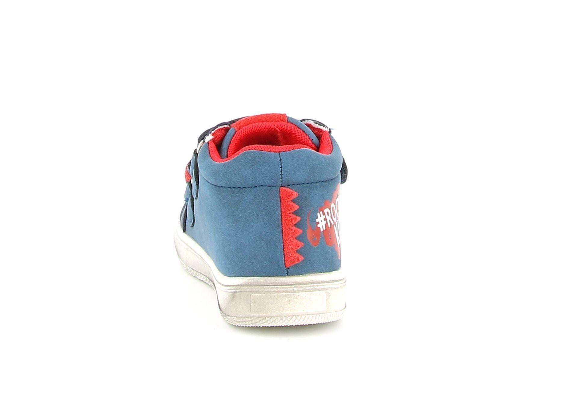 lumberjack lumberjack sneakers moby sb55012-004 s03 blu  sneakers bambino