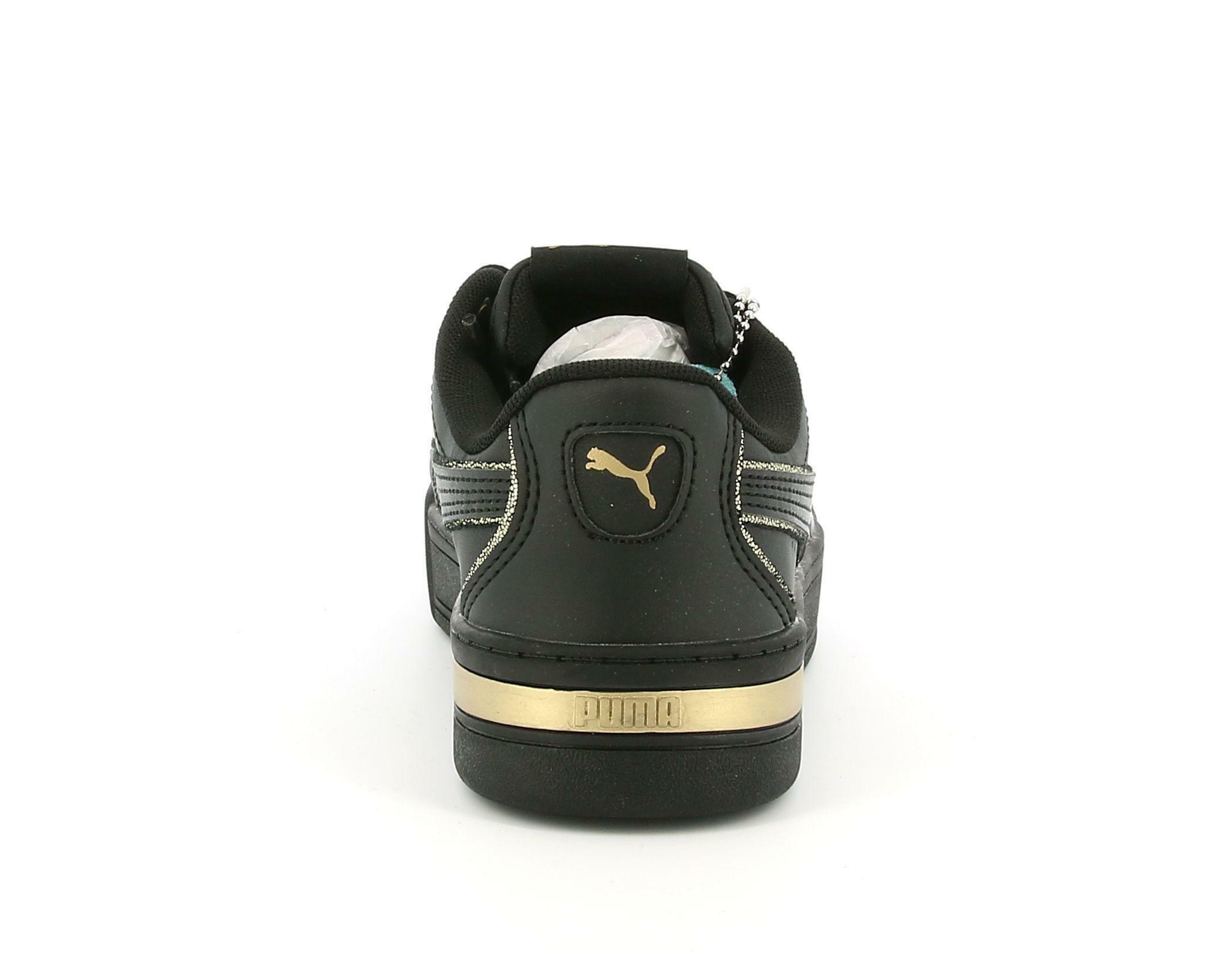 puma puma skye metallic 374797 003 nero scarpe da ginnastica donna