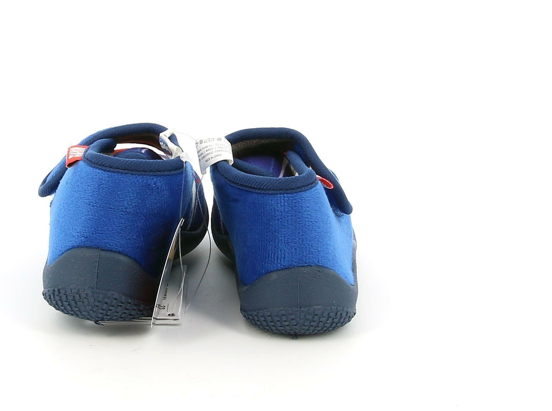 chicco chicco scarpa loreto pantofola 64752 blue spider man da bambino blu