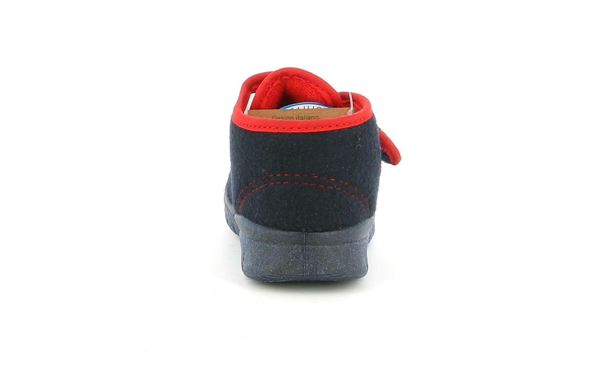 grunland grunland pantofole pa0605 48fitt blu pantafole bambino