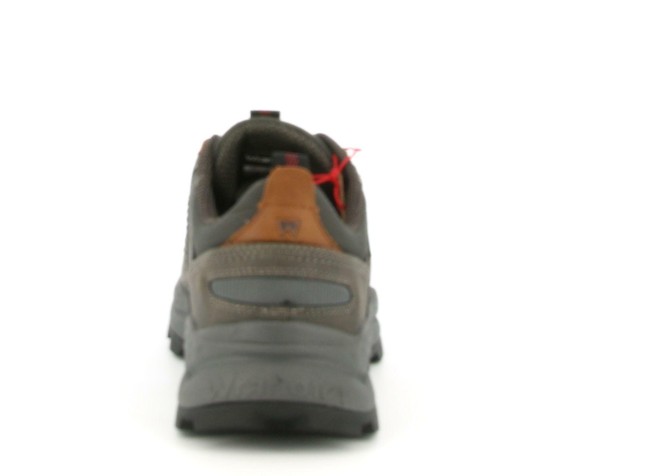 wrangler wrangler allacciato sportivo crossy city wm02151a grigio scarpe da uomo
