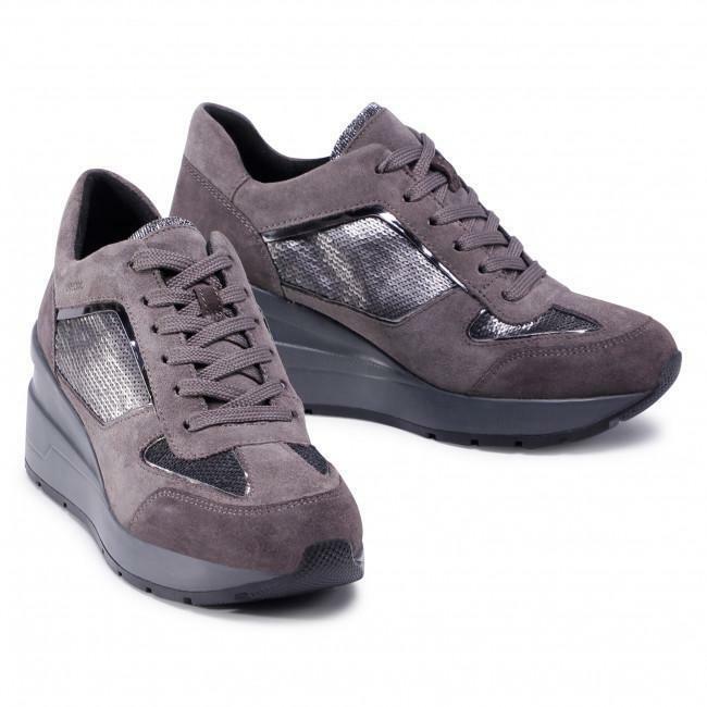 geox geox d zosma a d028la 00022 c9002 grigio scarpe da ginnastica donna