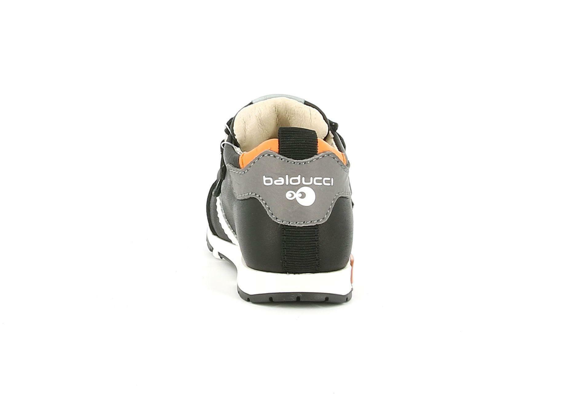 balducci balducci csport4402 strappo sportivo bambino nero