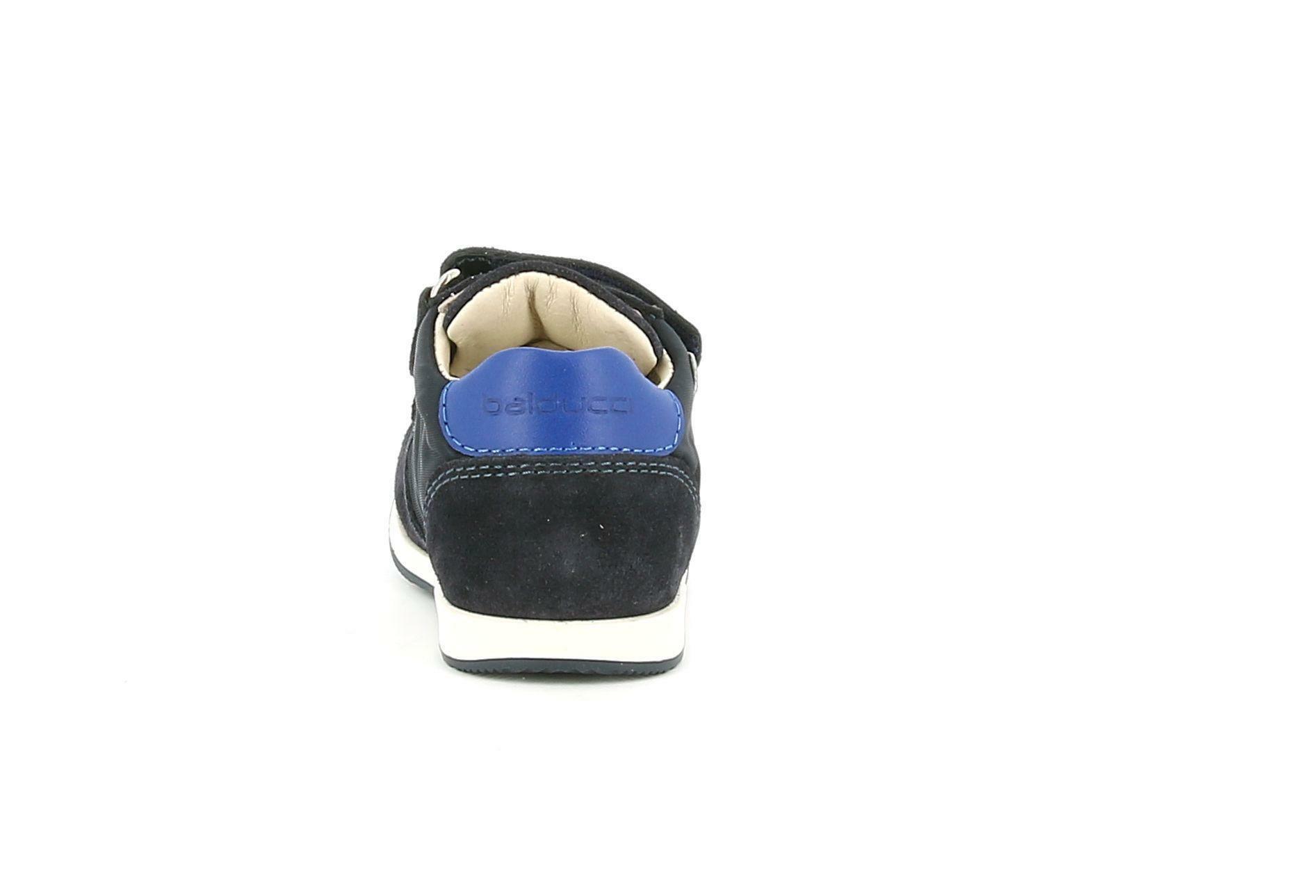 balducci balducci csport4350 blu/avio strappo sportivo bambino